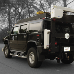 History Event – Developed Linescan Pavement Imaging System