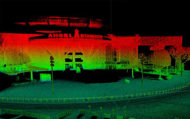 Visualization: Anaheim Stadium Project