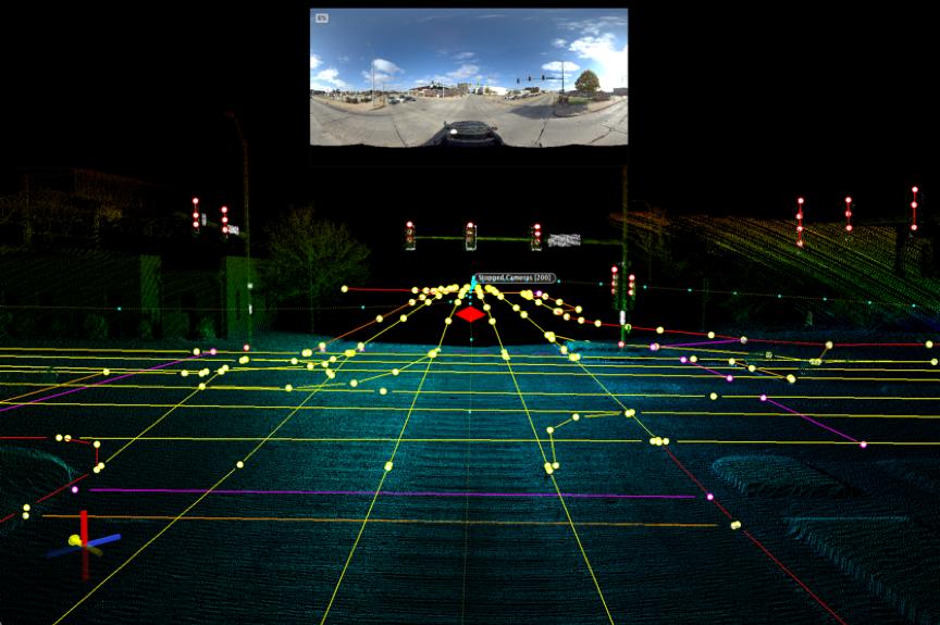 High Definition Maps for Autonomous Vehicles